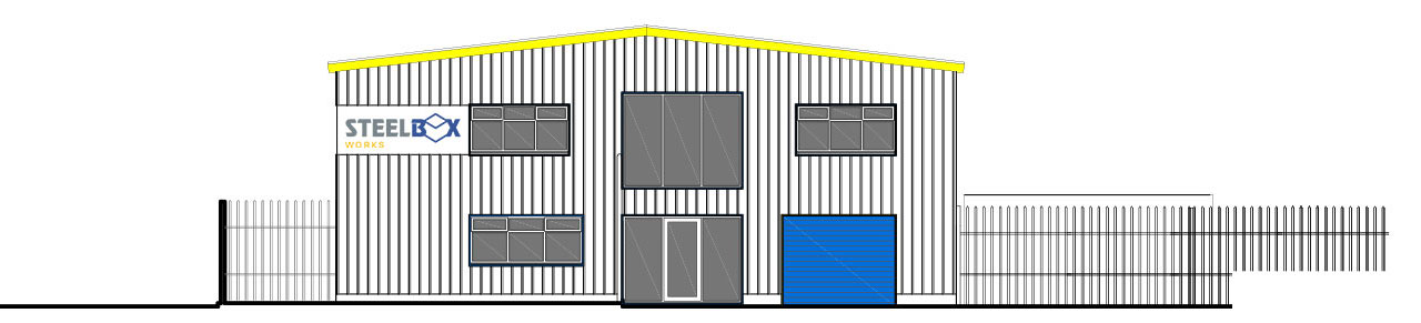 Workshop Spaces to Rent - Steelbox Works
